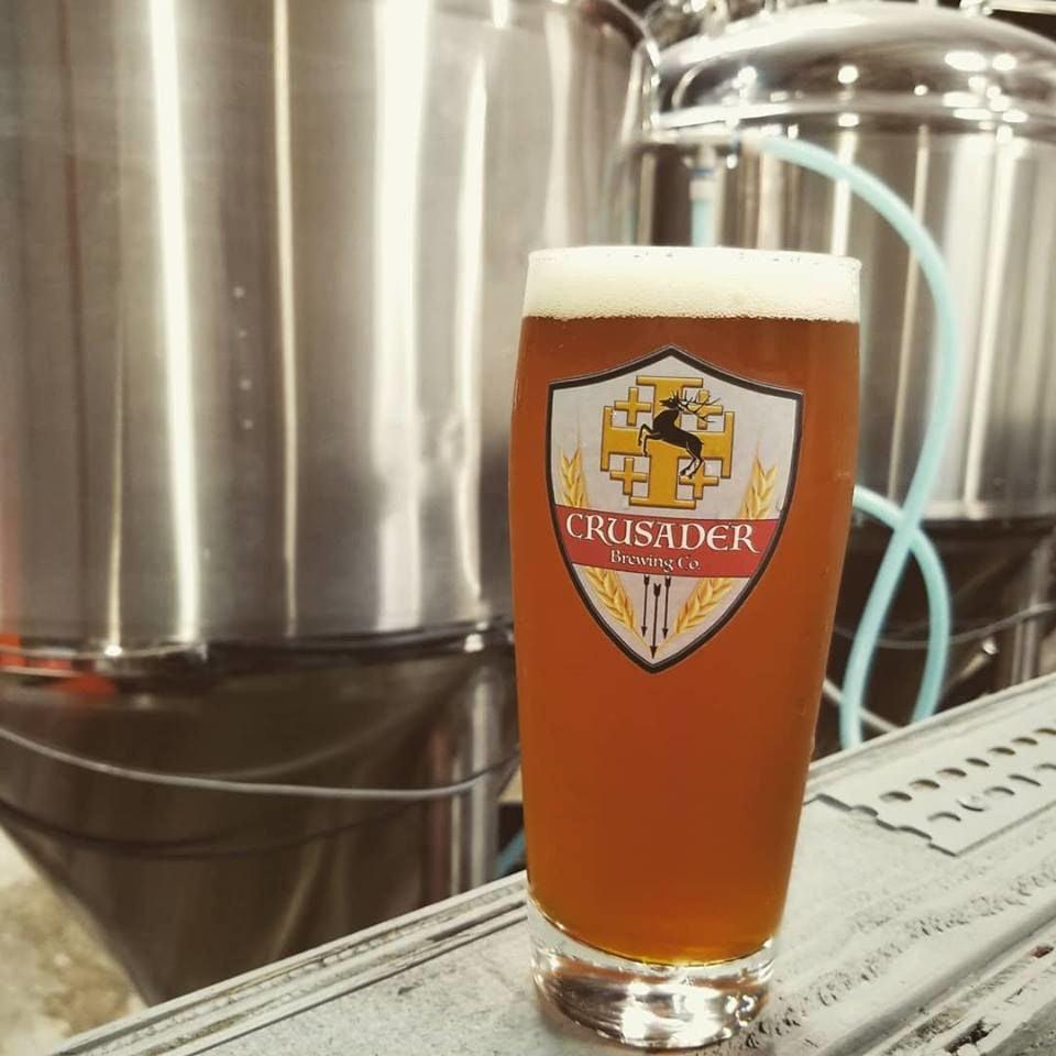 Crusader Brewing opens in Bakersfield's growing beer district