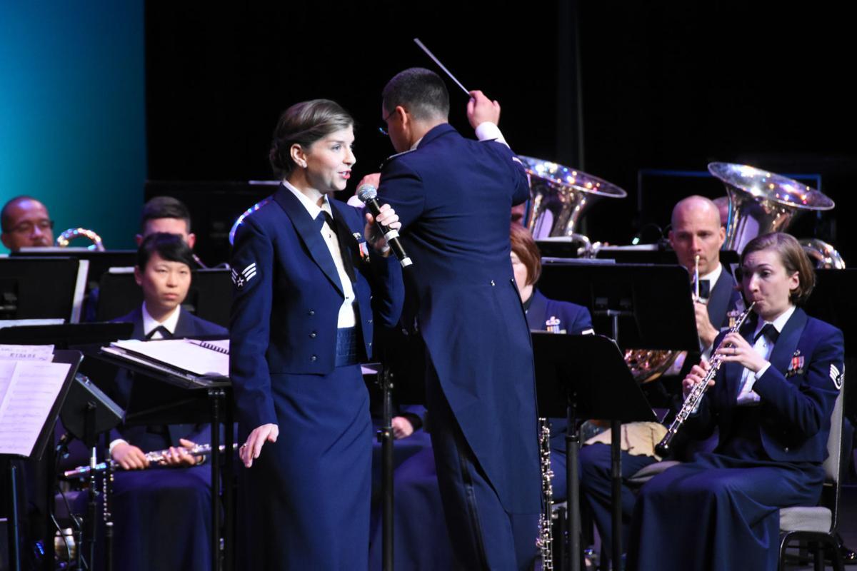 USAF Band1
