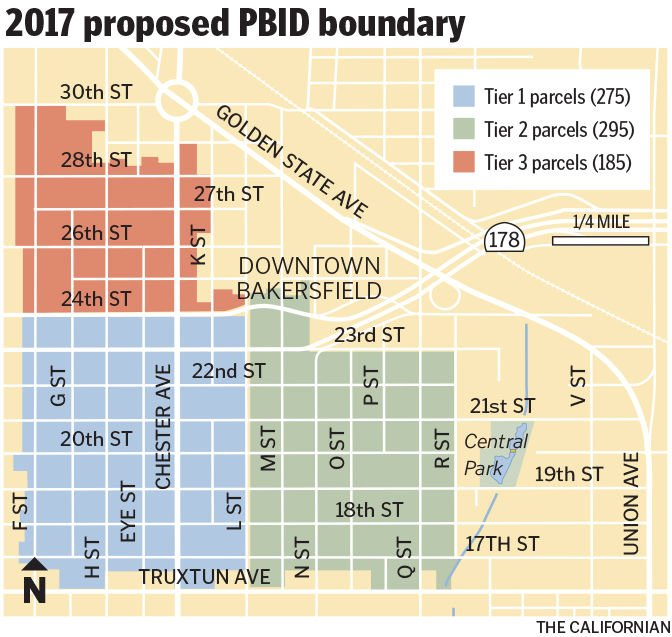 PBID boundary