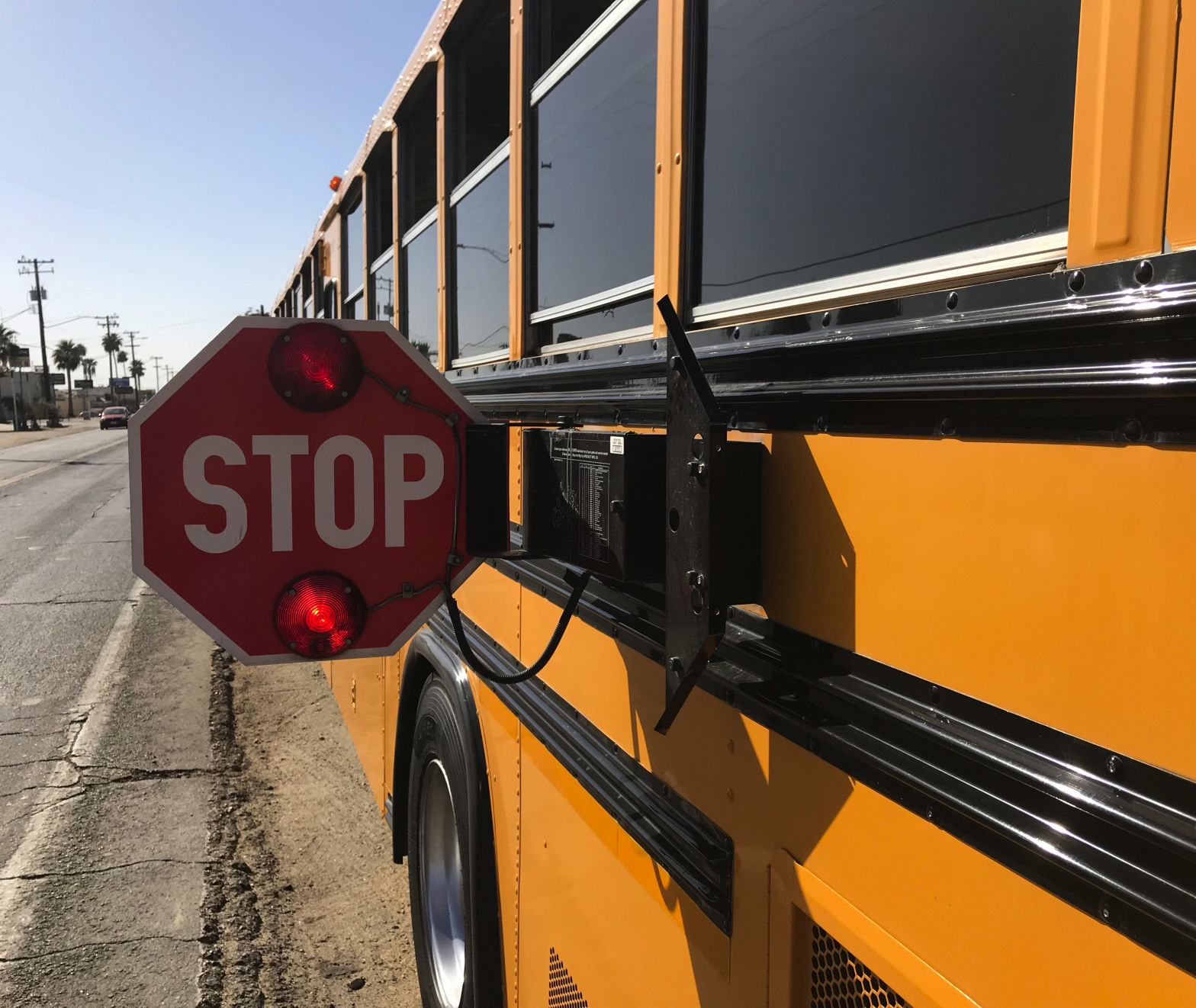 do you stop for red flashing school buses if not prepare to pay rh bakersfield com