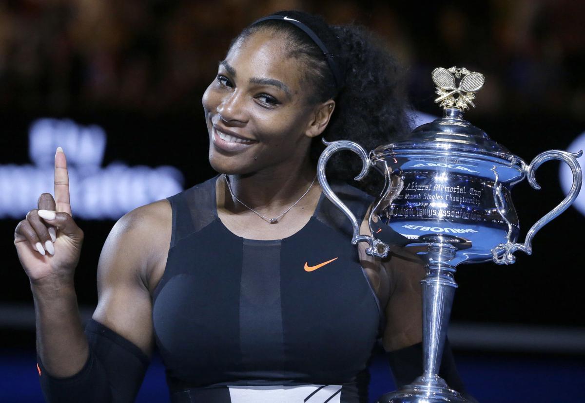 Serena Williams Pregnant Tennis