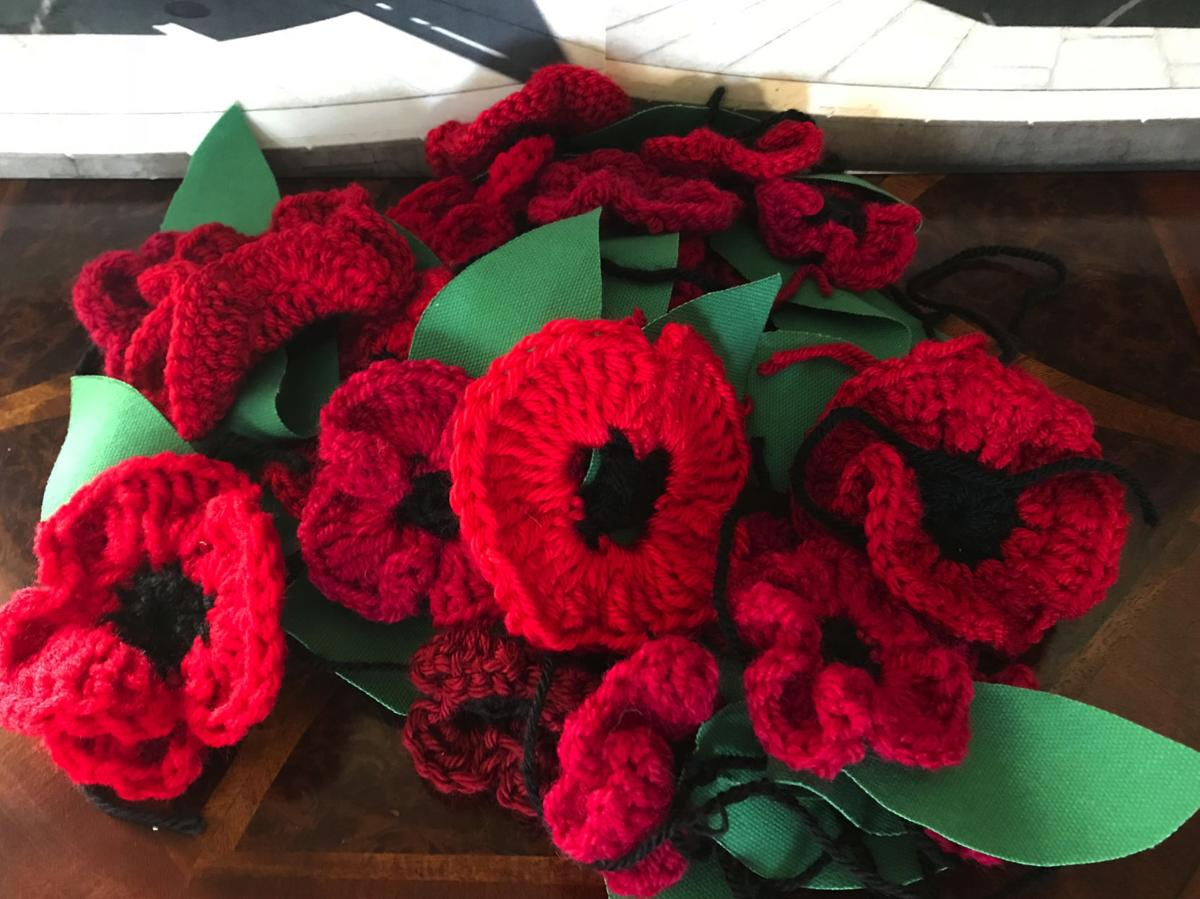 Let Patriotism Bloom By Aiding Local Knitting Guild With Veterans