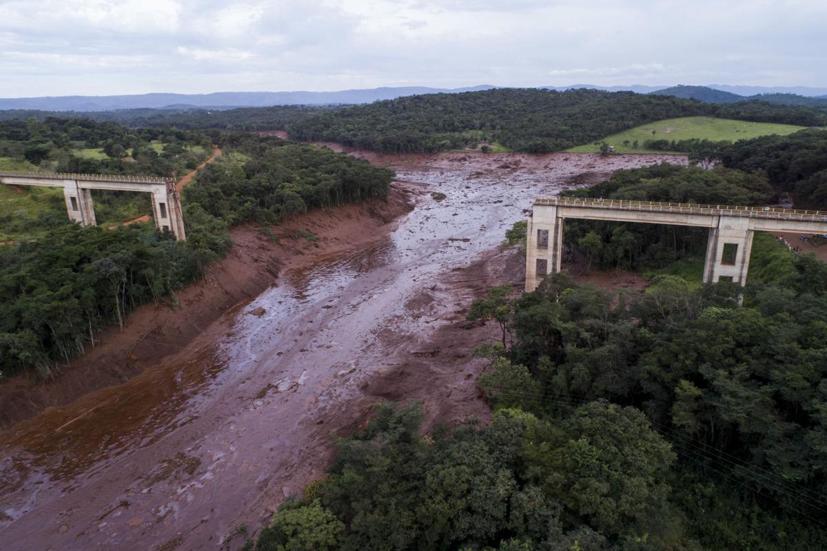 Brazil Dam Collapse