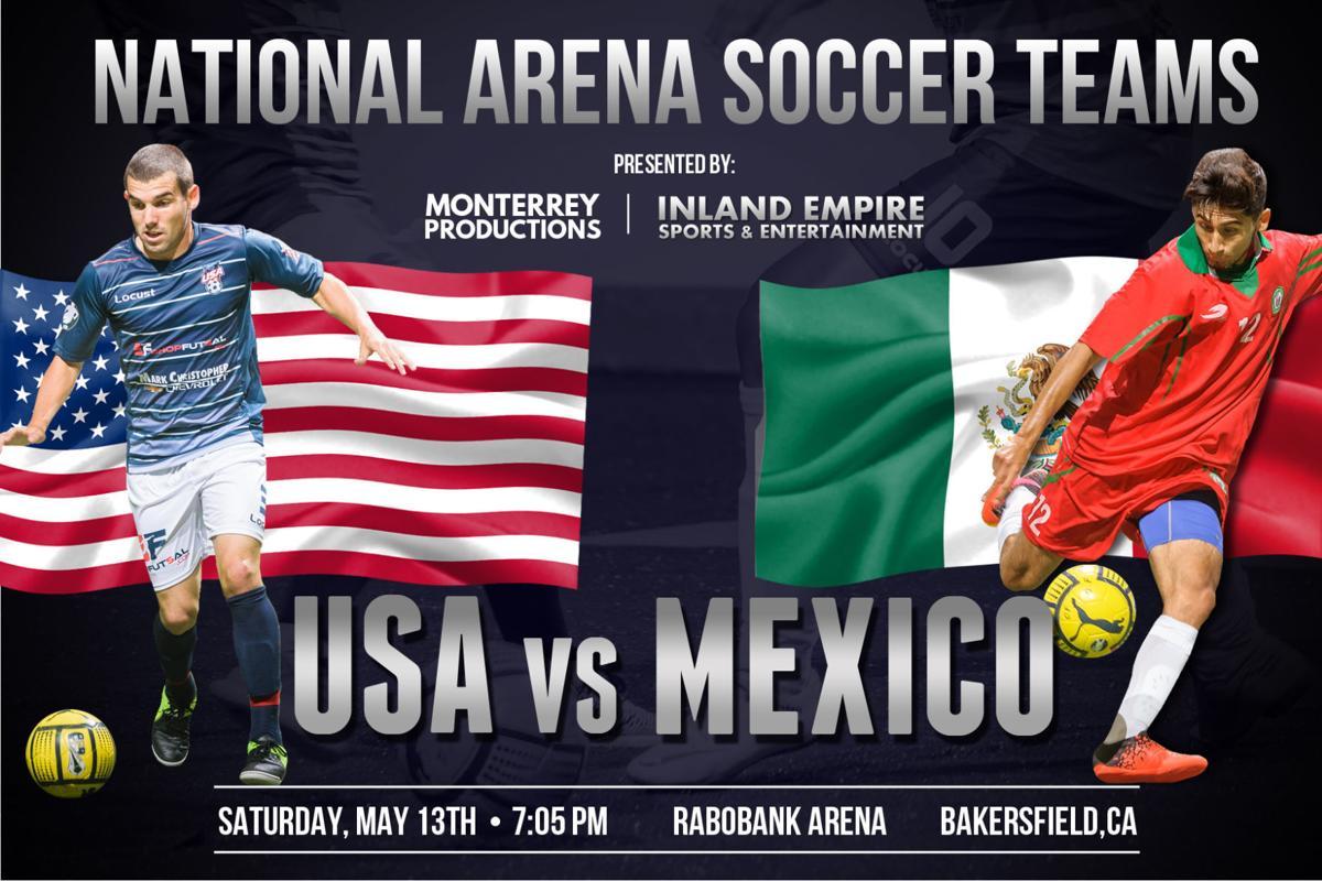 USA vs. Mexico