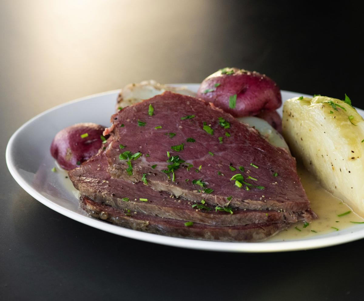Corned Beef Cabbage 2748