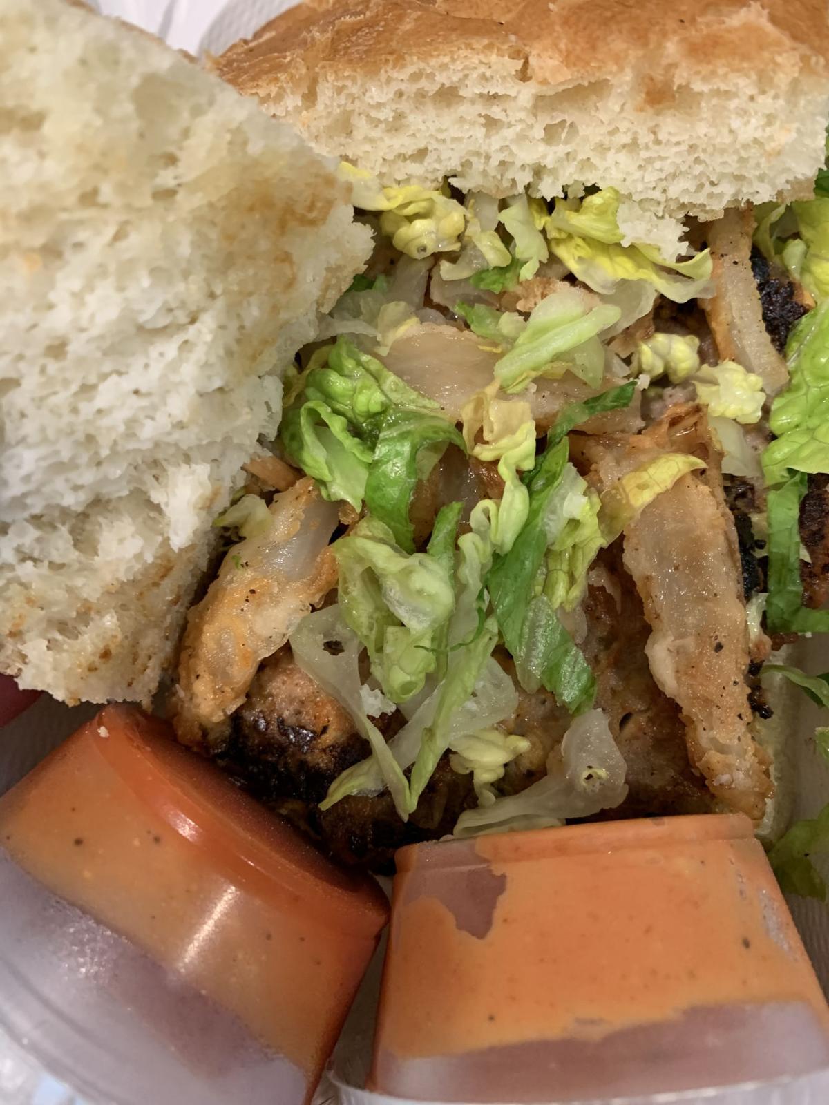 Moo meatloaf