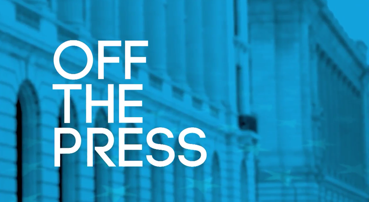 Off the Press logo image