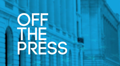 Off the Press logo image