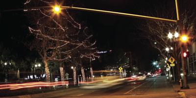 Named After Christmas Tree Lane Bakersfield Life Bakersfield Com