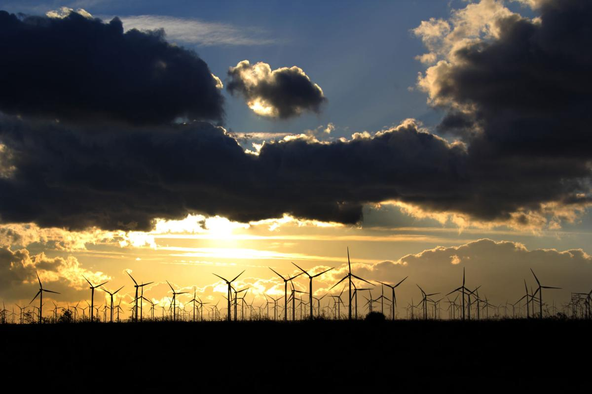 Kern County named wind turbine capital of the world | News