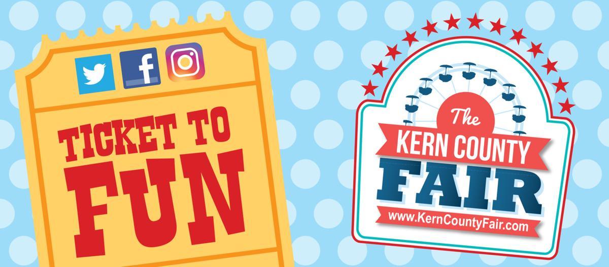 Kern County Fair logos