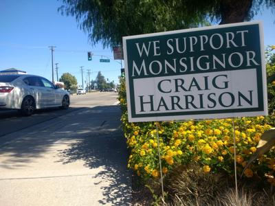Support for the Rev. Craig Harrison (copy)