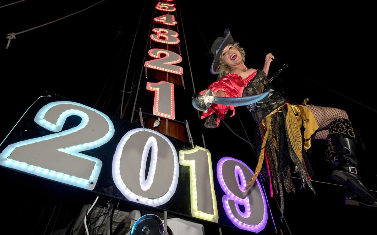 New Year's Eve - Key West