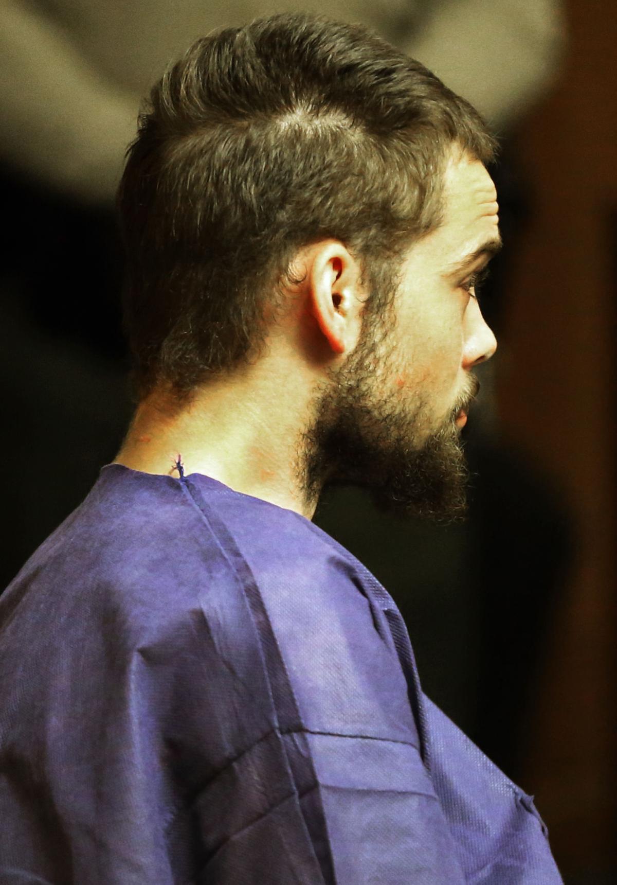 Daniel McKie arraignment