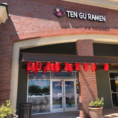 Ten Gu Ramen