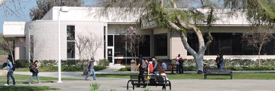 Porterville College campus