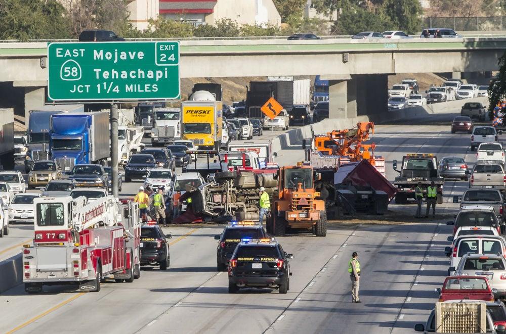 Crash Blocks Lanes Of Highway 99 Wednesday Morning News