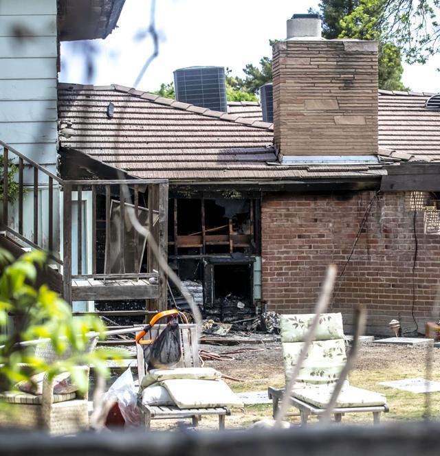 One dead in house fire at home owned by local attorney Phil Ganong