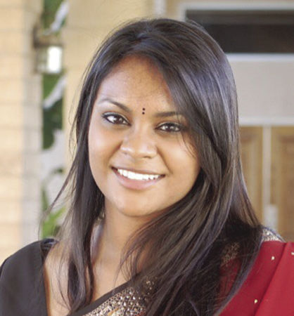 Asha Chandy