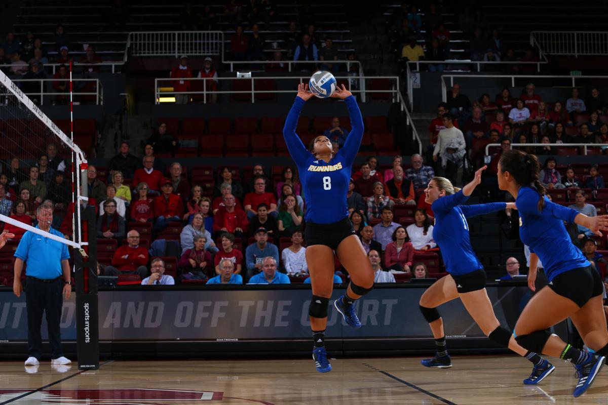 CSUB volleyball NCAA tournament vs. Stanford