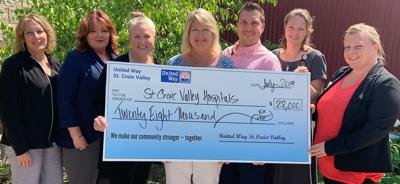 Grant supports mental health needs at St. Croix County hospitals