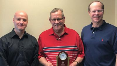 Knegendorf Completes Term on EDC Board
