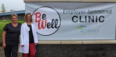 'Be Well' Clinic gives a new look to healthcare in Baldwin