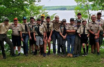 Troop 110 Scouting News