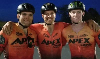 Bikers return from 200-mile ride for Western Wisconsin Health program