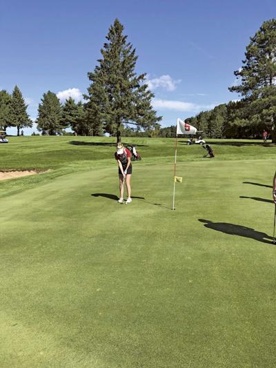 B-W girls golf place sixth at MBC