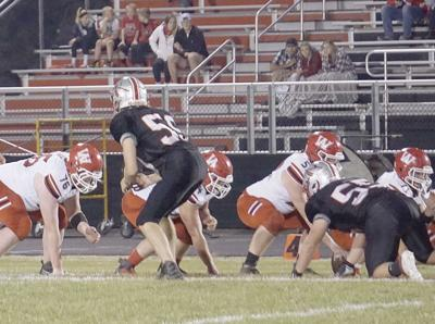 Offense carries B-W football team over Amery