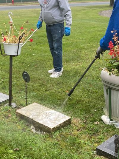 Grave Marker Project