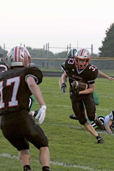 Blackhawks maintain grip on MBC  with homecoming victory