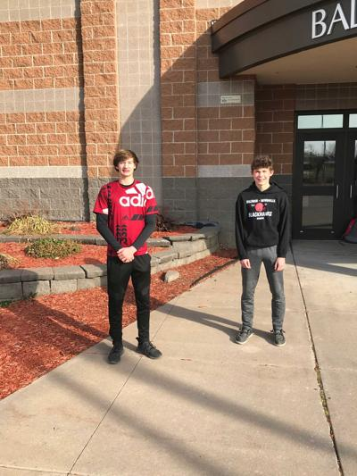Boys soccer lands two on all-conference team