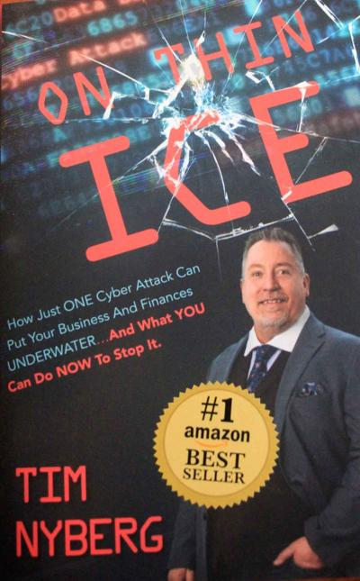 Cybersecurity book features River Falls man's advice