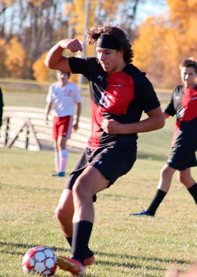 Boys soccer closes out regular season with win, tie