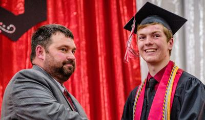 BWHS Salutatorian earns scholarship award for first year at UW-Stout