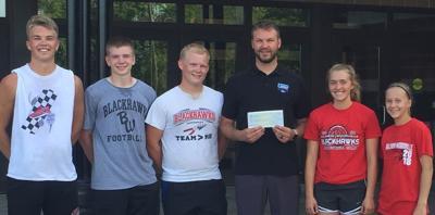 Drive 4UR School raises $2,340 for BWHS