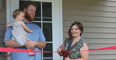 Habitat for Humanity places family in Baldwin