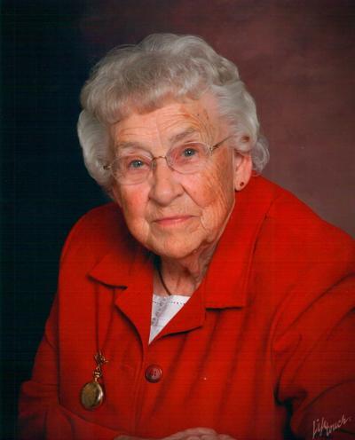 Margaret Irene (Johnson) Wesson