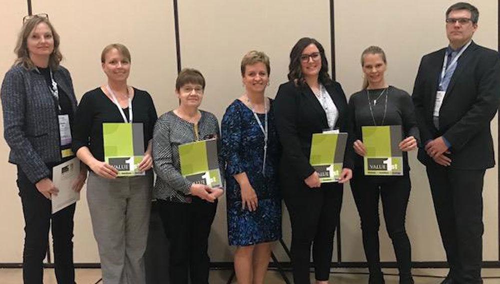 West Bend Mutual Insurance grants Baldwin Care Center Safe Resident Assistance Endowment Grant