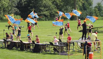 Marching Blackhawks to reveal new show 'Absentia' at Invitational