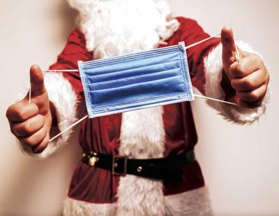 COVID as we head into Christmas