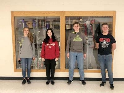 Students selected to WSMA State Honors Band and Choir