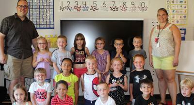 Back to school already? kindergartners get a 'Jump-Start' on the school year