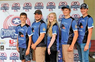 SCC Trap places 14th at Nationals