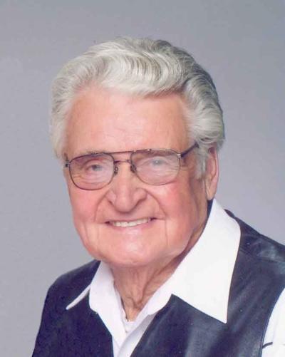 Pastor Clarence Amundson