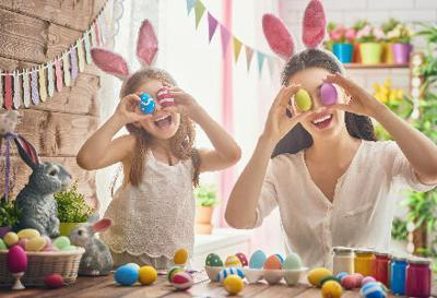 Celebrate Passover and Easter at Home