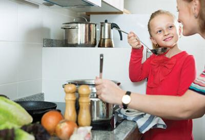How to Teach Kids Science While Cooking Soup