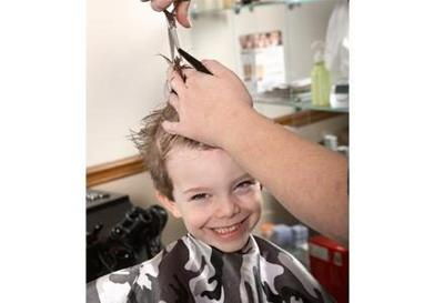 Haircuts for Kids in the Bay Area